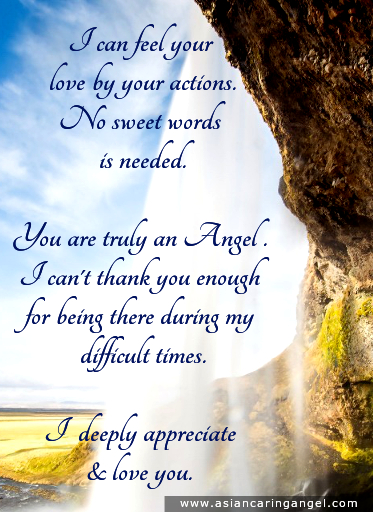 150807_10_ACA'S QUOTES AND POEMS_LOVE_I can feel your love by your actions