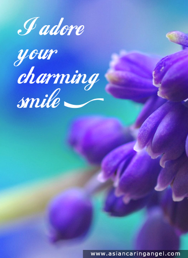 150814_10_ACA'S QUOTES AND POEMS_LOVE_I adore your charming smile