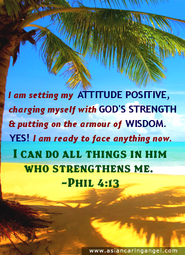 150909_7_ACA'S QUOTES AND POEMS_ENCOURAGEMENT_I am setting my attitude positive