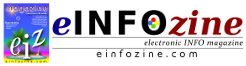 EINFOZINE LOGO_246X66_Name in landscape with magazine