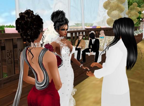MRSLOLABITESME AND MRVINCENTBITESME_WEDDING PIC_EXHCANGE OF WEDDING VOWS_PIC 3