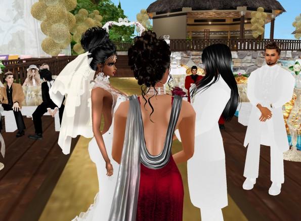 MRSLOLABITESME AND MRVINCENTBITESME_WEDDING PIC_EXHCANGE OF WEDDING VOWS_PIC 4