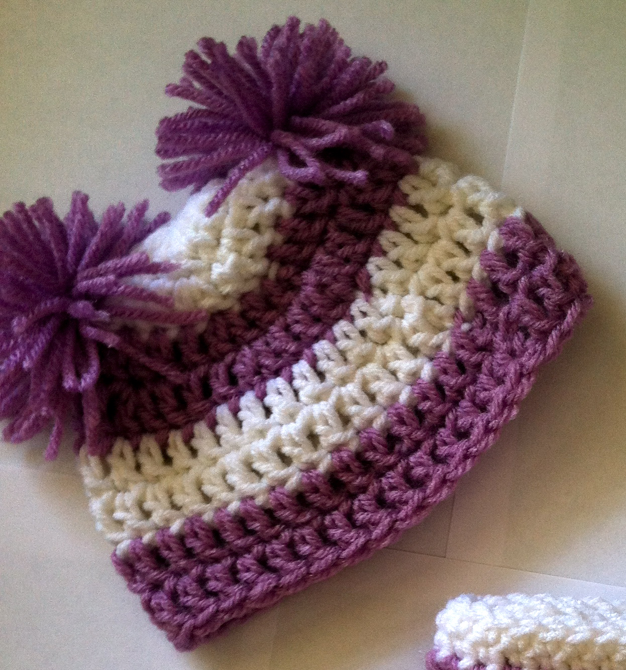 Hobby Crochet Baby Items